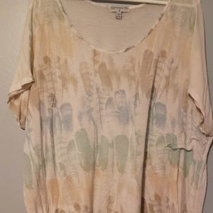 Cotton On Tops - Cotton On Medium Flowy Shirt